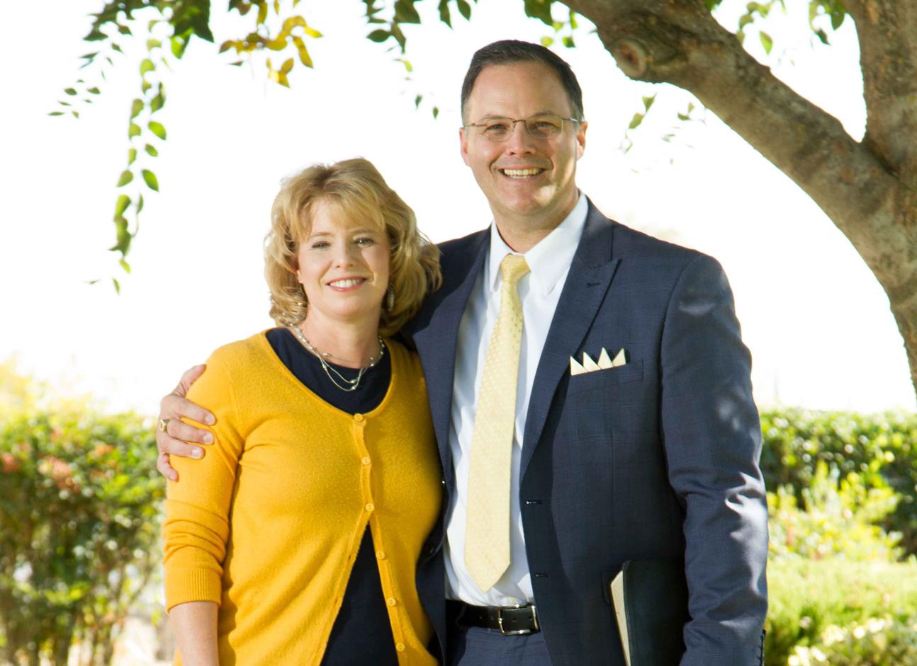 Kerry & Debbie Brown